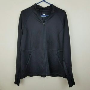 Fila tru-dry zipup jacket size XL NWT
